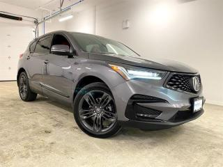 Used 2019 Acura RDX A-Spec at for sale in Richmond, BC