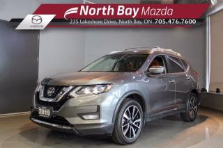 Used 2019 Nissan Rogue SL AWD - Pano Sunroof - Nav  - Heated Steering Wheel for sale in North Bay, ON