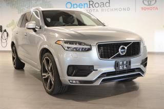 Used 2016 Volvo XC90 T6 AWD R-Design for sale in Richmond, BC
