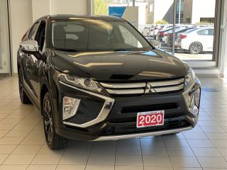 Used 2020 Mitsubishi Eclipse Cross ES S-AWC for sale in Burnaby, BC