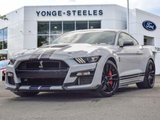 Used 2020 Ford Mustang Shelby GT500 for sale in Thornhill, ON