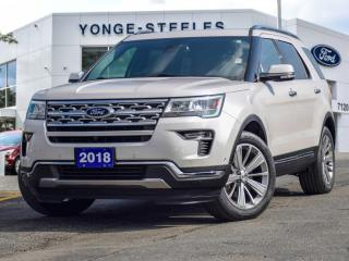 Used 2019 Ford Explorer LIMITED for sale in Thornhill, ON