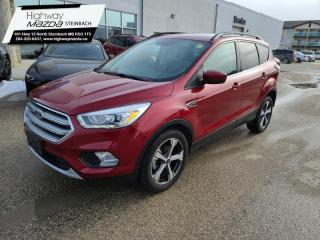 Used 2017 Ford Escape SE - Bluetooth -  Heated Seats for sale in Steinbach, MB