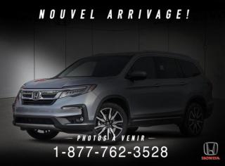 Used 2020 Honda Pilot TOURING 7P for sale in St-Basile-le-Grand, QC
