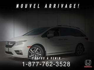 Used 2020 Honda Odyssey Touring for sale in St-Basile-le-Grand, QC