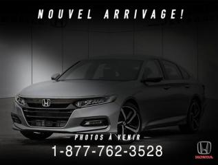 Used 2020 Honda Accord Sport for sale in St-Basile-le-Grand, QC