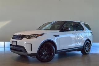 Used 2017 Land Rover Discovery Diesel Td6 HSE for sale in Langley City, BC