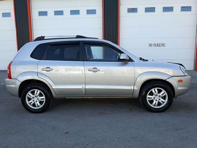 2006 Hyundai Tucson GL 4WD