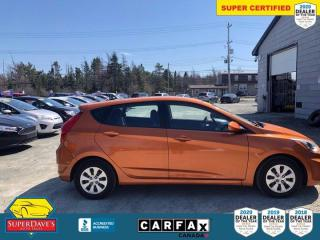 Used 2016 Hyundai Accent SE for sale in Dartmouth, NS