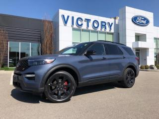 New 2021 Ford Explorer ST for sale in Chatham, ON