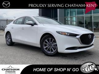 New 2021 Mazda MAZDA3 GX for sale in Chatham, ON