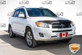Used 2011 Toyota RAV4 Sport V6 AS TRADED SPECIAL | YOU CERTIFY, YOU SAVE for sale in Innisfil, ON