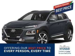 New 2021 Hyundai KONA 1.6T Ultimate for sale in Sudbury, ON
