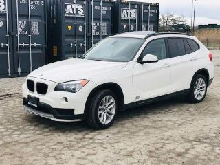 Used 2015 BMW X1 xDrive28i|Pano roof|Low kms|Clean Carfax| for sale in Bolton, ON