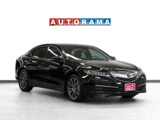 Used 2017 Acura TLX V6 Tech AWD Nav Leather Sunroof Backup Cam for sale in Toronto, ON
