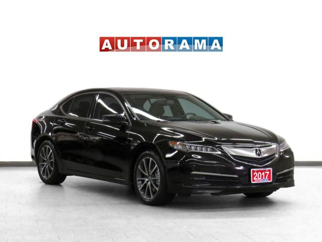 2017 Acura TLX V6 Tech AWD Nav Leather Sunroof Backup Cam