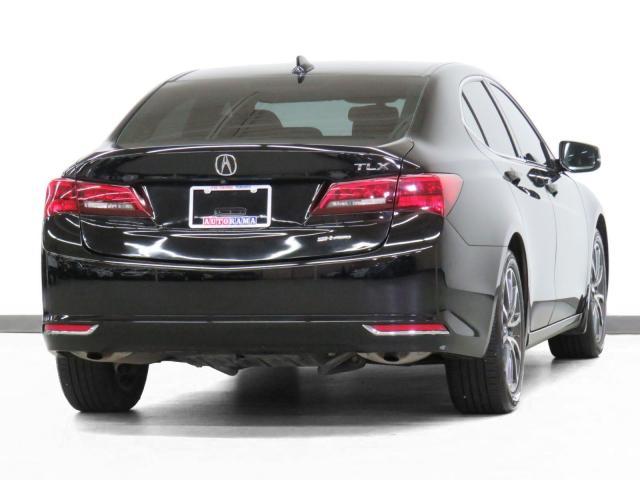 2017 Acura TLX V6 Tech AWD Nav Leather Sunroof Backup Cam