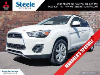 Used 2014 Mitsubishi RVR GT for sale in Halifax, NS