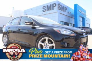 Used 2012 Ford Focus Titanium- Leather, Sunroof, New Tires, Winter Tires for sale in Saskatoon, SK