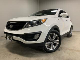 Used 2014 Kia Sportage SX for sale in Owen Sound, ON