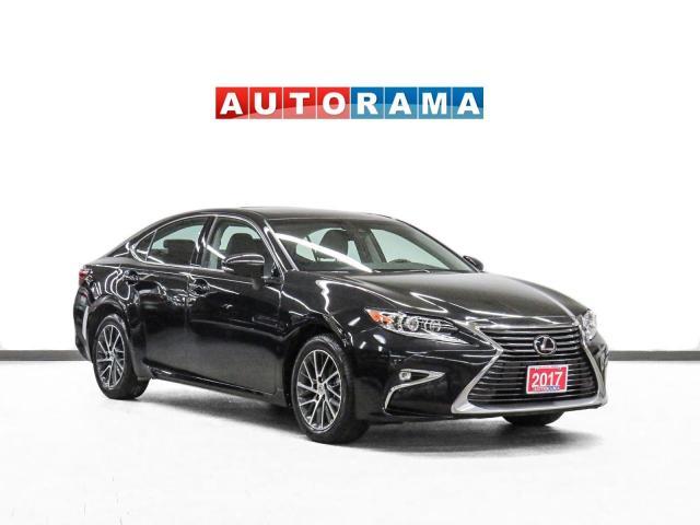 2017 Lexus ES 350 NAVIGATION LEATHER SUNROOF BACKUP CAMERA