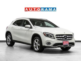 Used 2018 Mercedes-Benz GLA 250 4Matic Navigation Leather Sunroof Backup Cam for sale in Toronto, ON