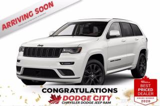New 2021 Jeep Grand Cherokee Altitude | 4X4 for sale in Saskatoon, SK