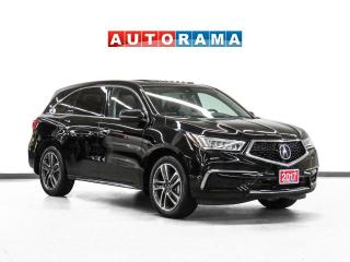 Used 2017 Acura MDX AWD Navigation Leather Sunroof Backup Camera for sale in Toronto, ON