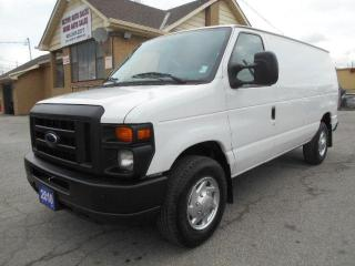 Used 2010 Ford Econoline E250 Cargo 4.6L V8 Loaded Certified ONLY 103,000Km for sale in Etobicoke, ON