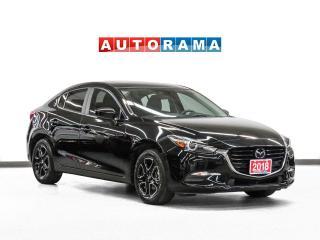 Used 2018 Mazda MAZDA3 Sunroof Backup Camera Heated Seats for sale in Toronto, ON
