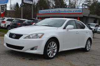 Used 2007 Lexus IS 250 IS-250 for sale in Richmond Hill, ON
