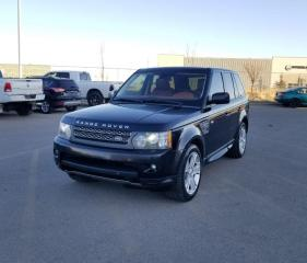Used 2011 Land Rover Range Rover Sport SC | $0 DOWN - EVERYONE APPROVED! for sale in Calgary, AB