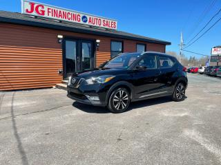 Used 2019 Nissan Kicks SR for sale in Millbrook, NS