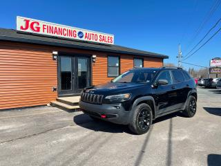 Used 2019 Jeep Cherokee Trailhawk for sale in Millbrook, NS