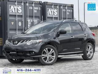 Used 2013 Nissan Murano Platinum|AWD|Navi|Roof| for sale in Bolton, ON