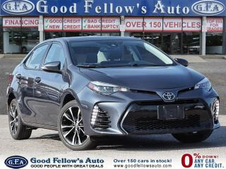 Used 2017 Toyota Corolla XSE, LEATHER SEATS, SUNROOF, NAVI, LANE DEPARTURE for sale in Toronto, ON