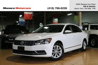 Used 2016 Volkswagen Passat 1.8 TSI - REMOTE START|BACKUP CAMERA|HEATED SEATS for sale in North York, ON