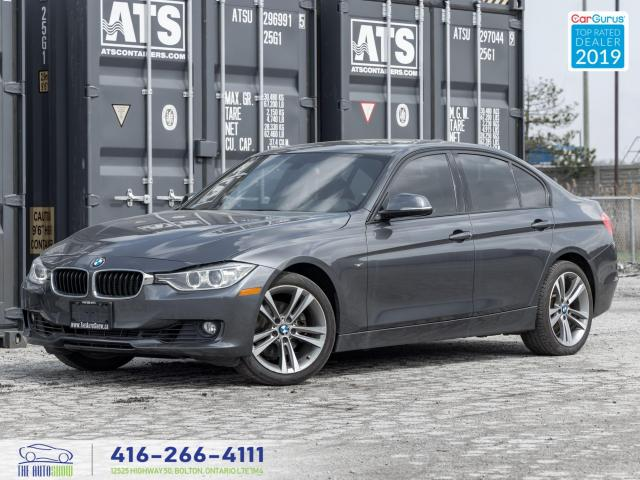 2013 BMW 3 Series 328i xDrive|Sport line|Navi|Red Interior|
