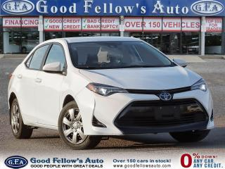 Used 2018 Toyota Corolla LE MODEL, BACKUP CAM, HEATED SEATS, LANE DEPARTURE for sale in Toronto, ON