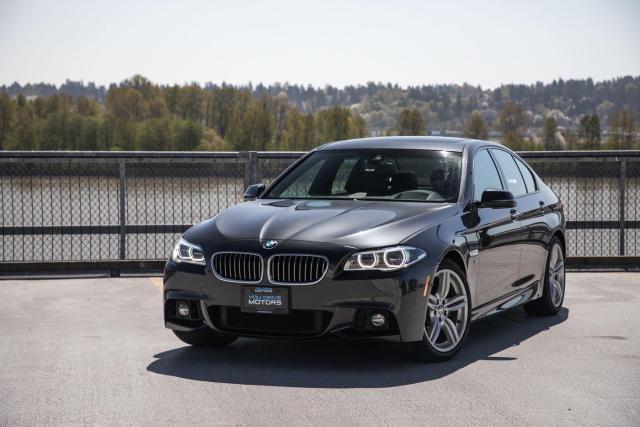 2014 BMW 5 Series 535d xDrive M Sport -B&O SOUND- $274.92 BW $0 DP!