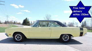 Used 1969 Dodge Dart GTS 340 Auto Air conditioning Numbers matching for sale in Gorrie, ON