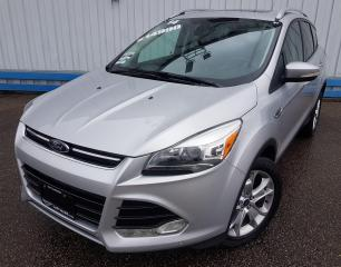 Used 2014 Ford Escape Titanium *LEATHER-SUNROOF* for sale in Kitchener, ON