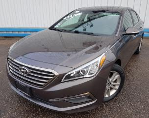 Used 2016 Hyundai Sonata GLS *SUNROOF* for sale in Kitchener, ON