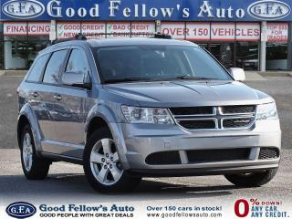 Used 2016 Dodge Journey SE PLUS, 2.4L 4CYL, 7 PASSENGER, BLUETOOTH, ALLOY for sale in Toronto, ON