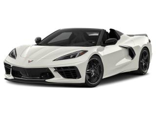 New 2021 Chevrolet Corvette Stingray for sale in Brampton, ON