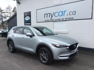 Used 2017 Mazda CX-5 GS NAV, HEATED SEATS, BACKUP CAM, BLUETOOTH, LOW KM!! for sale in Kingston, ON