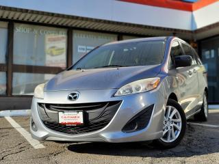 Used 2012 Mazda MAZDA5 GS MANUAL | AC | ALLOYS for sale in Waterloo, ON