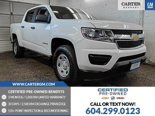 Used 2018 Chevrolet Colorado WT for sale in Burnaby, BC