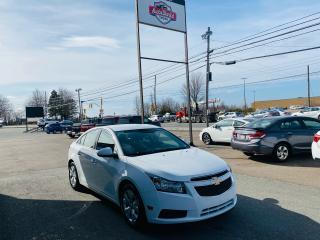 Used 2014 Chevrolet Cruze 1LT Only $63 Dollars Bi-Weekly! New Tires! for sale in Truro, NS