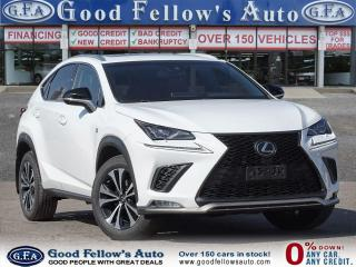 Used 2018 Lexus NX F SPORT, LEATHER SEATS, SUNROOF, REARVIEW CAMERA for sale in Toronto, ON